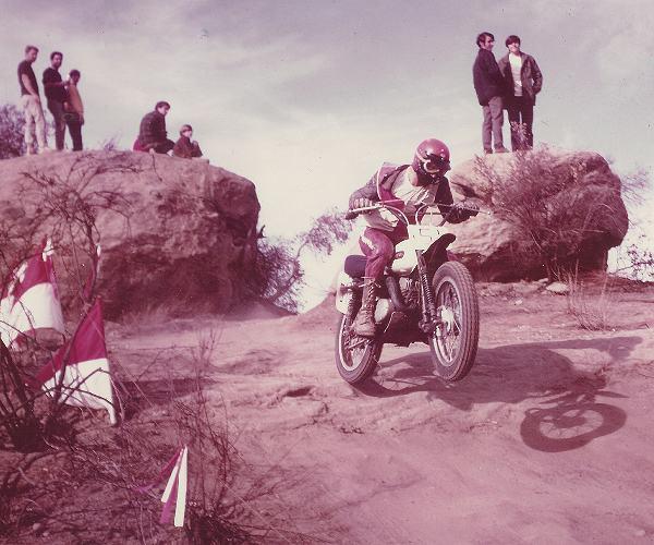 Ken Buckspan District 37 Desert Racing Alumni Directory
